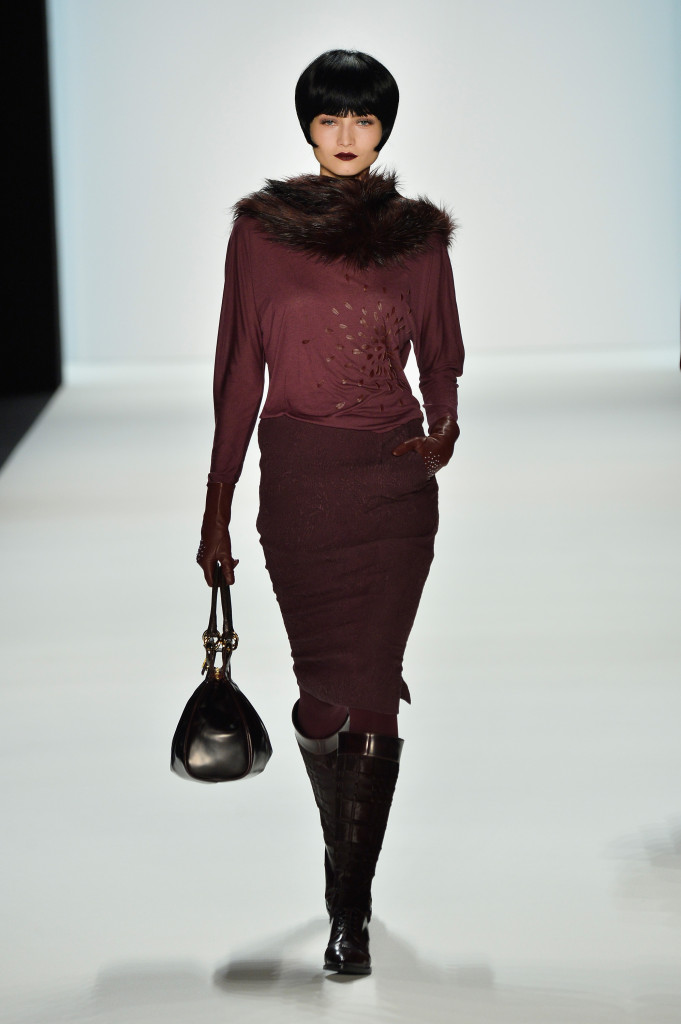 Guido Maria Kretschmer Show - Mercedes-Benz Fashion Week Autumn/Winter 2014/15