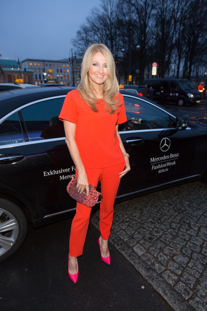 Mercedes-Benz Fashion Week Berlin Autumn/Winter 2014 in Berlin am 16.01.2014